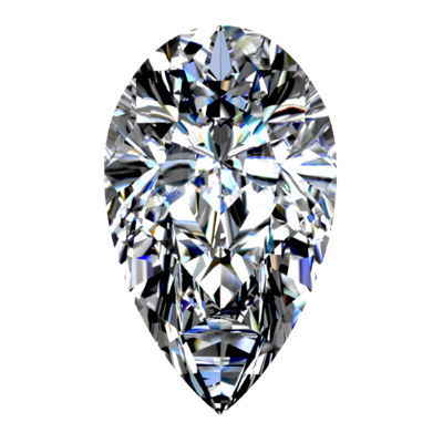 Pear Cut Diamond